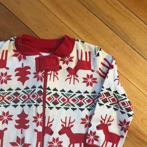 Hanna Andersson Holiday Dear Deer PJs